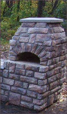 Camosse Masonry Supply, Massachusetts, Brick Pizza Oven
