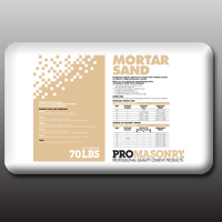 SUGGESTED USES: Can be mixed with Portland cement to achieve a high performance mortar, paver base, paver joints, general landscaping, traction in snow and icy conditions.