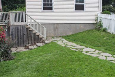 Garden Pathway Ideas Camosse Masonry Supply