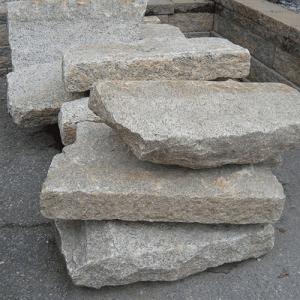 natural stone stepping
