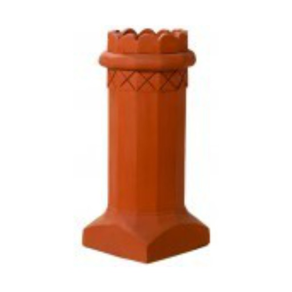 Clay Chimney Caps, King Arthur, flues and firebricks, fireplace products, masonry products