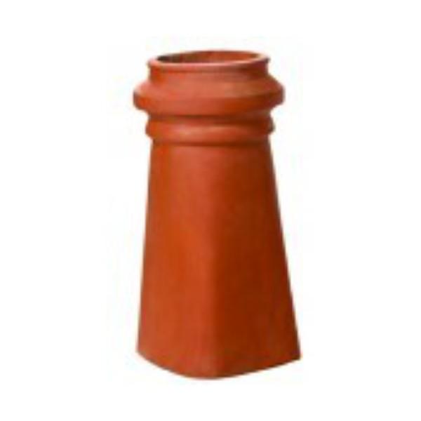 Clay Chimney Caps, Large Kensington, flues and firebricks, fireplace products, masonry products