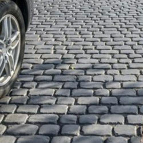 courtstone paver, unilock, concrete pavers, landscaping products