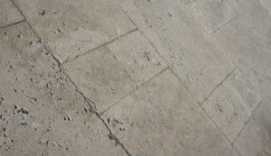 Travertine, walnut, stone flagging, natural stone, stone