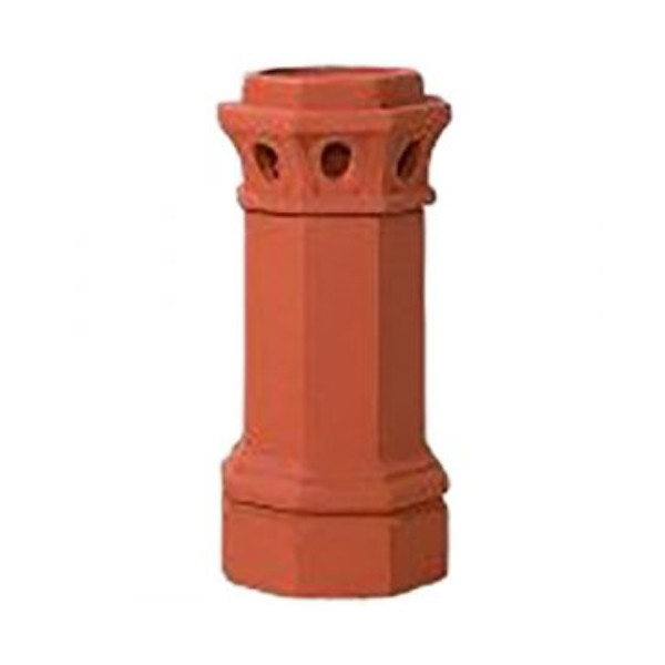Clay Chimney Caps, flues and firebricks, fireplace products, masonry products