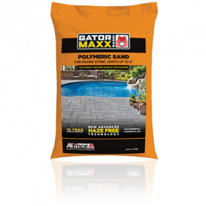 gator maxx, sands and edging, concrete pavers, landscaping products