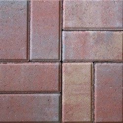 holland stone, October blend, genest, concrete pavers, landscaping products