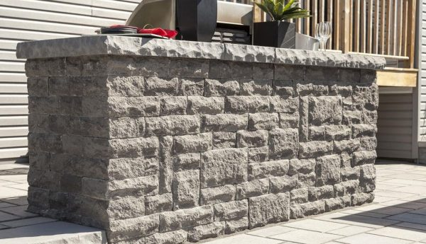 Baltimore wall, techo bloc walls, retaining wall systems, landscaping products