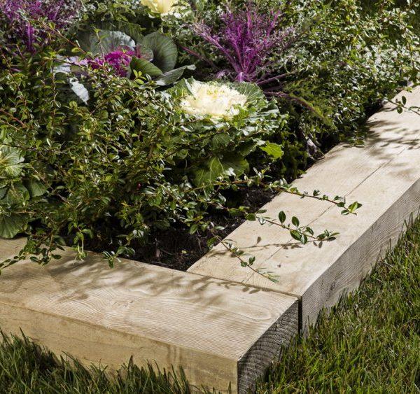 Borealis Concrete Edging