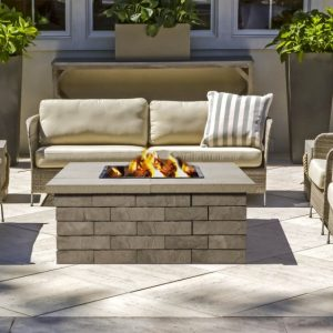 Brandon Firepit, Techo Bloc, Fire pits, grills, inserts, landscaping products