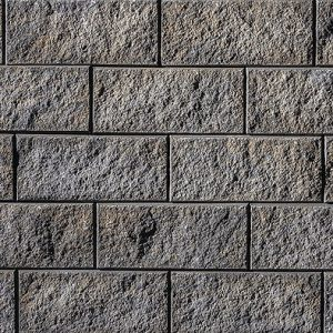Semma Wall, Champlain grey, Techo Bloc Walls, Retaining Wall Systems, Landscaping products
