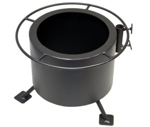 double flame smoke less fire pit, 15, grills and inserts, fire pits, landscaping products
