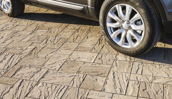 eva paver, techo bloc, concrete pavers, landscaping products
