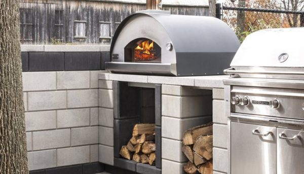 Forno pizza Oven, Techo Bloc, Fire pits, grills, inserts, landscaping products