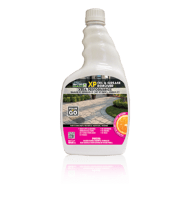 gator xp oil and grease remover, pavers sealers and cleaners, concrete pavers, landscaping products