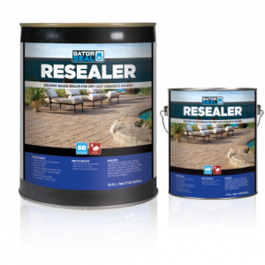 Gator seal Resealer, alliance products, pavers sealers and cleaners, concrete pavers, landscaping products