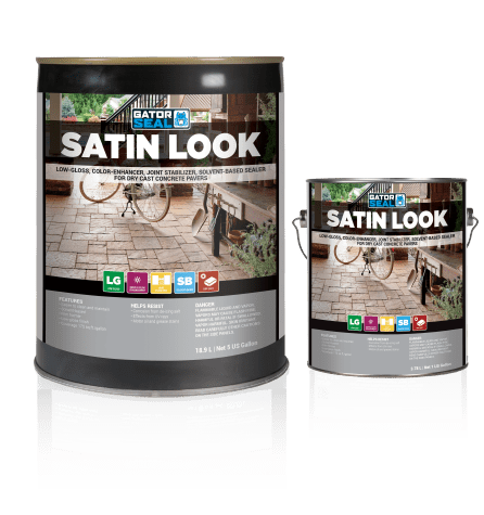 GATOR SEAL SATIN LOOK FINISH
