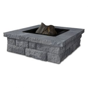 Genest Square Fire pits, grills and inserts, landscaping products