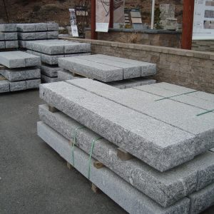 Granite Steps, Treads, steps, hearths, natural stone
