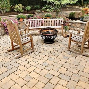 hera paver, techo bloc, concrete pavers, landscaping products
