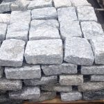 Cobblestone, jumbo gray, edging and pavers, natural stone, stone products
