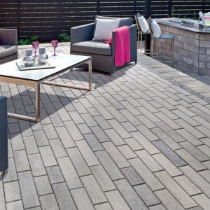Linea paver, techo bloc, concrete pavers, landscaping products