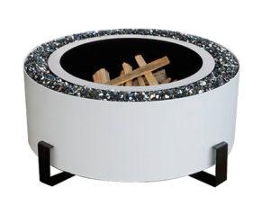 Luxeve Smoke Less Firepit