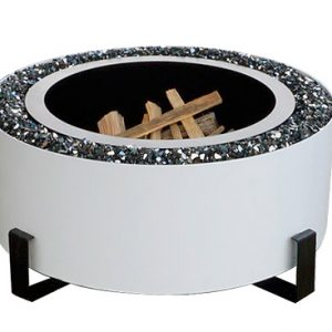 Luxeve Smoke Less Firepit