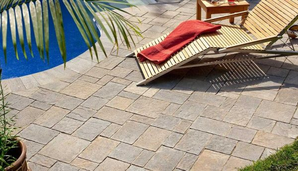 Mista paver, techo bloc, concrete pavers, landscaping products