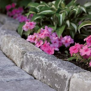pietra concrete edging, concrete curbing and coping, concrete pavers, landscaping products