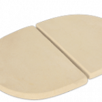 Primo Heat Deflector Plates, Jack Daniel's Edition Oval XL 400, grills and inserts, fire pits, landscaping products