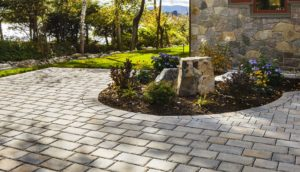 pure paver, techo bloc, concrete pavers, landscaping products