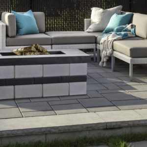 Raffinato Firepit, Techo Bloc, Fire pits, grills, inserts, landscaping products