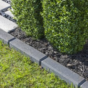 raffinato concrete edging, concrete curbing and coping, concrete pavers, landscaping products