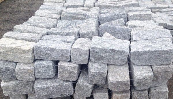 Cobblestone, edging and pavers, natural stone, stone products