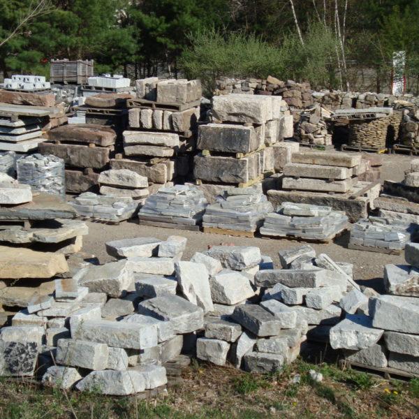 Salvaged Granite