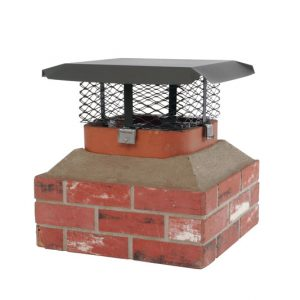 Stainless Steel Chimney Caps, metal products, fireplace products, masonry products, 3