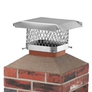 Stainless Steel Chimney Caps, metal products, fireplace products, masonry products
