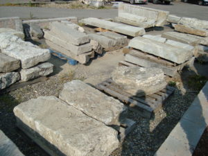 Salvaged granite, salvaged stone, stone products, 4
