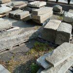 Salvaged granite, salvaged stone, stone products, 3