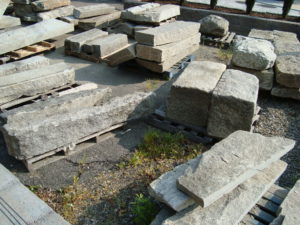 Salvaged Granite