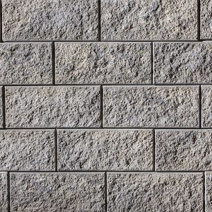 Semma Wall, shale grey, Techo Bloc Walls, Retaining Wall Systems, Landscaping products
