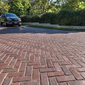 town hall, unilock, concrete pavers, landscaping products