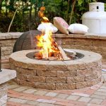 Valencia firepit, Techo Bloc, Fire pits, grills, inserts, landscaping products, 3