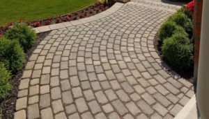 Villagio paver, techo bloc, concrete pavers, landscaping products