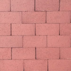 Worcester Red Paver, Stiles and Hart, Clay face brick, masonry products