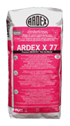 Ardex 8+9, bagged material, Masonry products, 2