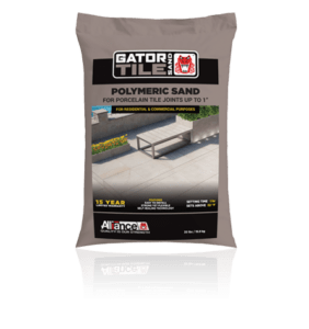 Gator Sand for Tile