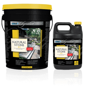 SIGNATURE SERIES NATURAL STONE Zero Gloss + Color Enhancer
