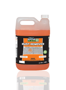 gator rust remover, pavers sealers and cleaners, concrete pavers, landscaping products